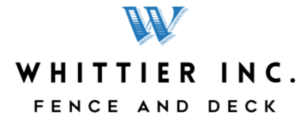 Whittier Fence and Deck, Inc. Logo