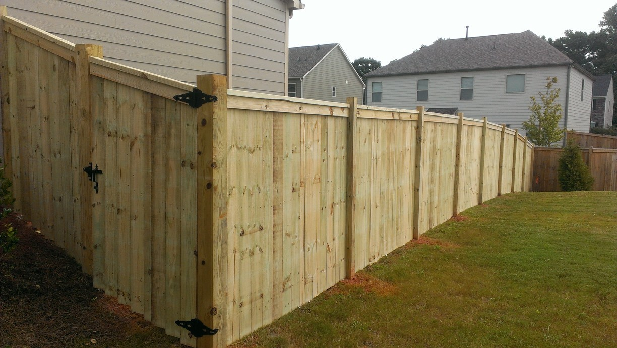 Free Estimates Best Custom Wood Fence Amp Deck Builder In